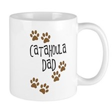Catahoula Dad Small Mug