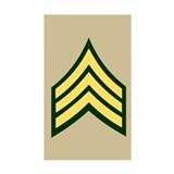 Sergeant <BR>Sticker 1