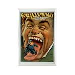 Royal Lilliputians Rectangle Magnet (10 pack)