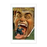 Royal Lilliputians Mini Poster Print