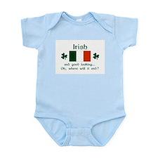 Good Looking Irish Infant Bodysuit