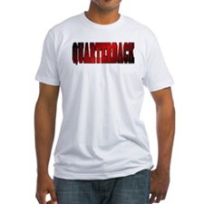 red & black QB Shirt