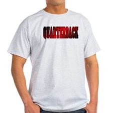red & black QB T-Shirt