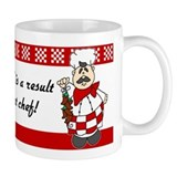 Fat Chef, Great Chef Coffee Mug