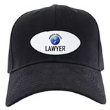 World's Coolest LAWYER Baseball Hat