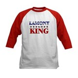 LAMONT for king Tee