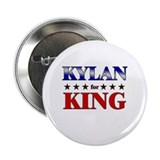 "KYLAN for king 2.25"" Button"