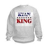 KYAN for king Sweatshirt