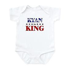 KYAN for king Infant Bodysuit