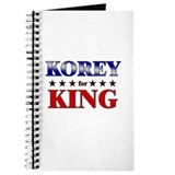KOREY for king Journal