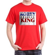 KOREY for king T-Shirt