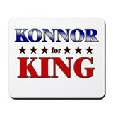 KONNOR for king Mousepad