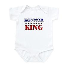 KONNOR for king Onesie