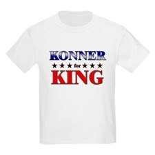 KONNER for king T-Shirt