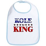 KOLE for king Bib