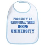 Glen of Imaal Terrier U. Bib