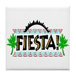 Fiesta Tile Coaster
