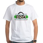 Fiesta White T-Shirt