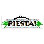 Fiesta Bumper Sticker
