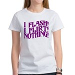 Flirty Flasher Women's T-Shirt
