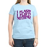 Flirty Flasher Women's Light T-Shirt