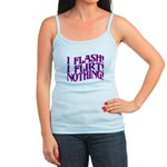 Flirty Flasher Jr. Spaghetti Tank