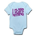 Flirty Flasher Infant Bodysuit