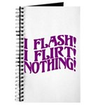 Flirty Flasher Journal