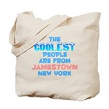 Coolest: Jamestown, NY Tote Bag