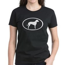 Catahoula Oval Tee
