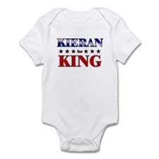 KIERAN for king Infant Bodysuit