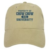 Chow Chow University Baseball Cap
