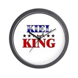 KIEL for king Wall Clock