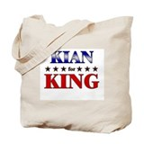 KIAN for king Tote Bag