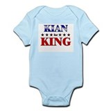 KIAN for king Onesie