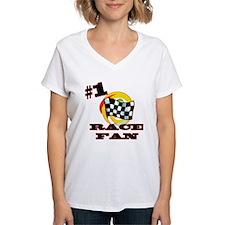 #1 Race Fan Shirt