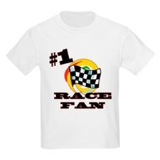 #1 Race Fan T-Shirt