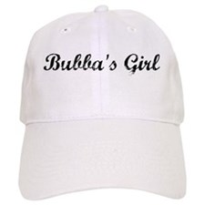 Bubba's Girl Baseball Cap