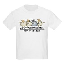 Sheep Chorus Line T-Shirt