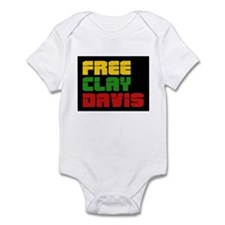 Free Clay Davis Infant Bodysuit