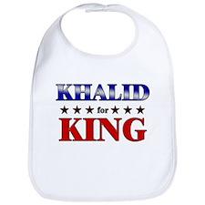 KHALID for king Bib