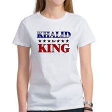 KHALID for king Tee