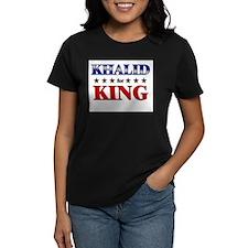 KHALID for king Tee