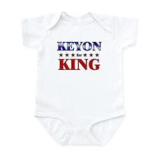 KEYON for king Infant Bodysuit