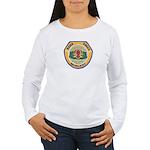 Des Moines PD E.O.D. Women's Long Sleeve T-Shirt