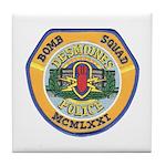 Des Moines PD E.O.D. Tile Coaster
