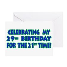 Funny 50th Birthday Cards & G Greeting Card