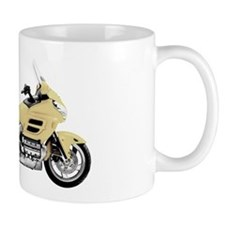 Honda Goldwing Yellow Mug