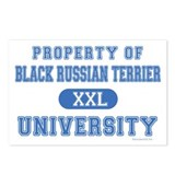 B.R.T. University Postcards (Package of 8)