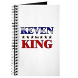 KEVEN for king Journal